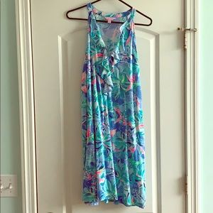 XL EUC shay dress Lilly Pulitzer